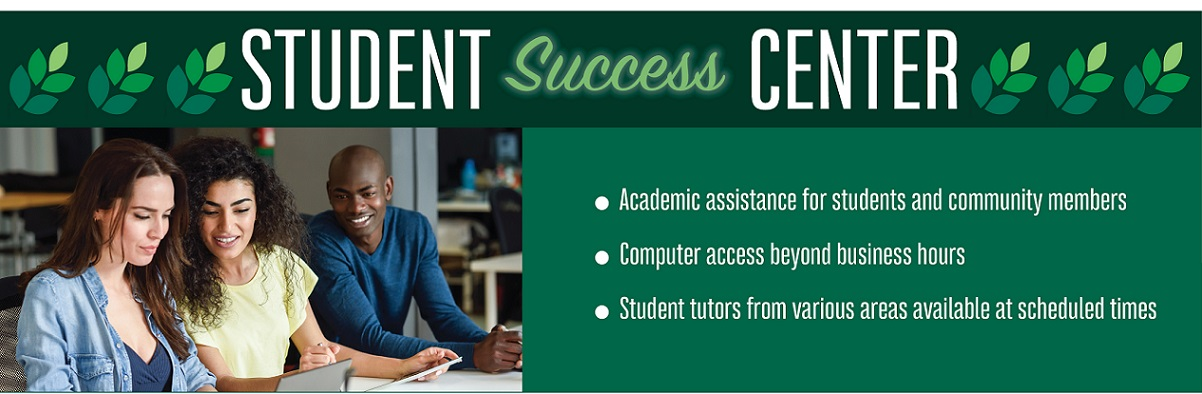 Image link of SCCC Student Success Center