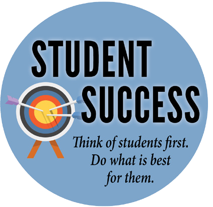 Core Value 5 - Student Success