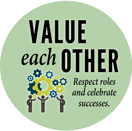 Core Value 3 - Value Each Other